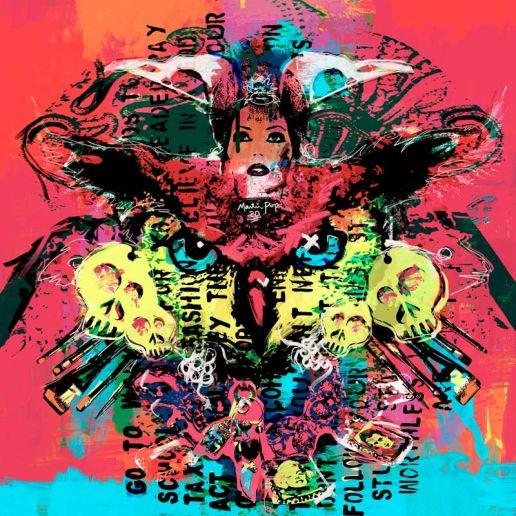 OWL INK by MARTIN POP